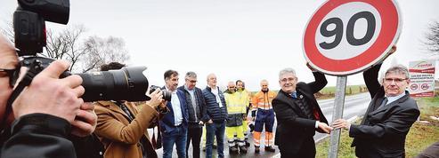 Sécurité routière: la Corrèze et le Cantal sifflent la fin du 80km/h