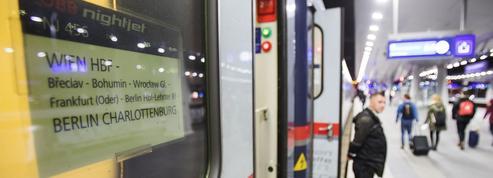 Trains de nuit: une relance déjà effective en Allemagne