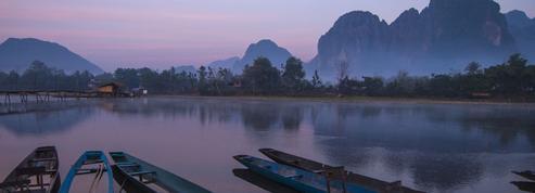 Le temps d'une croisière, le Laos au fil de l'eau