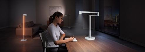 Dyson veut réinventer la lumière