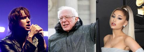 Cardi B, Ariana Grande, The Strokes... Ils votent tous pour Bernie Sanders