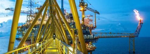 Hydrocarbures: les investissements reculent