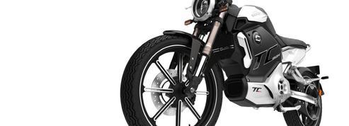 Essai : la moto électriqueSuper SOCO TC Max