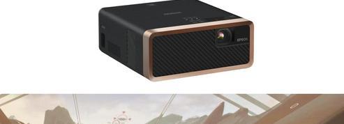 Essai : le vidéoprojecteurEpson EF-100