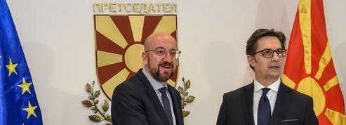Bruxelles tente de relancer l'adhésion de l'Albanie et de la Macédoine du Nord