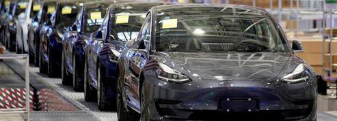 Les raisons de l'envolée de Tesla en Bourse