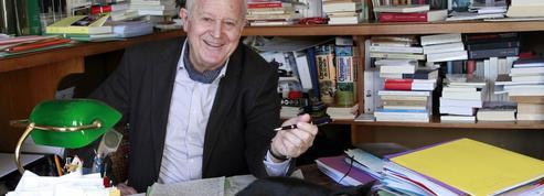Frédéric Vitoux: «Les grands écrivains ne sont pas ceux qui ouvrent des portes, mais ceux qui les ferment»