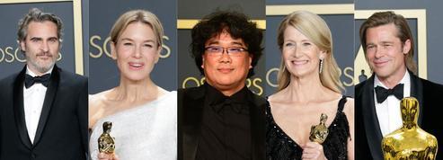 Parasite, Phoenix, Zellweger... Le palmarès historique des 92es Oscars
