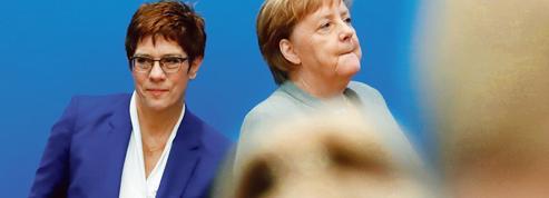 Allemagne: crise à la CDU, le pouvoir d'Angela Merkel dans la tourmente