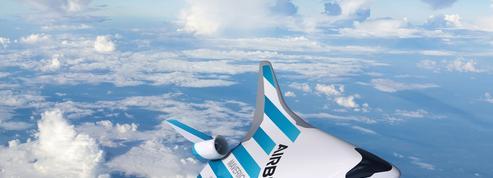 Airbus dévoile Maveric, son avion du futur