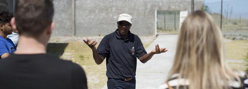 Nelson Mandela: sa prison sur l'île de la honte, flambeau du tourisme sud-africain