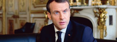 Macron a revigoré ses troupes… pour l'instant