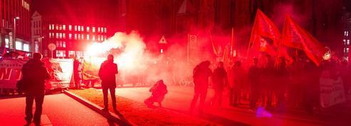 L'Allemagne en proie à «une escalade de violence politique sans précédent»