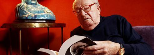 Jean-Marie Le Pen déçu par les ventes du second tome de ses mémoires