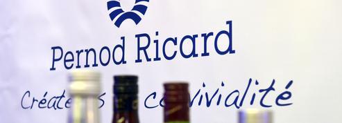 Pernod Ricard freiné par l'épidémie de coronavirus