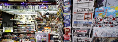 Presse: hausse de la diffusion des quotidiens nationaux grâce au digital