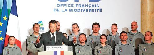 Le chef de l'État renforce la police de l'environnement