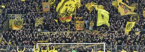 Le «mur jaune», la tribune qui fait peur à toute l'Europe du foot