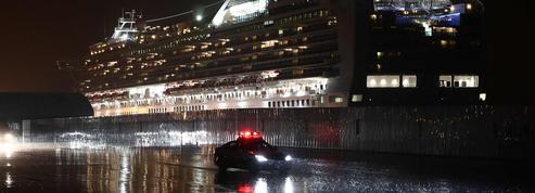 Japon: les Américains confinés à bord du «Diamond Princess» rapatriés