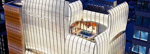 Japon: Louis Vuitton a dévoilé son premier restaurant dans la Maison Osaka Midosuji