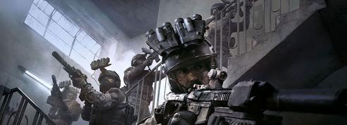 Voyage au bout de l'enfer pour le film inspiré par le jeu vidéo Call of Duty