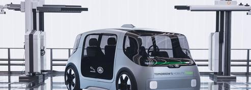 Jaguar Land Rover ouvre une porte sur le futur