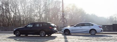 BMW continue d'électrifier sa Série 3