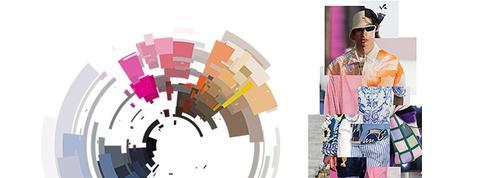 Mode homme: quand l'intelligence artificielle révèle la palette chromatique de l'été