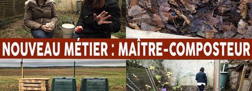 Maître-composteur, un nouveau métier pour sauver la planète