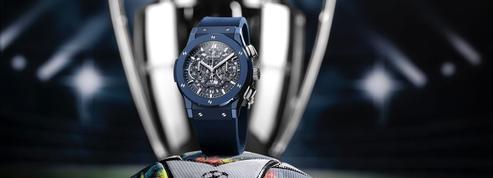 Une nouvelle montre Hublot pour les fans de l'UEFA Champions League