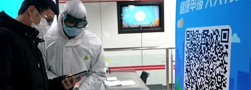 Coronavirus: en Chine, le high-tech comme outil de surveillance face à l'épidémie