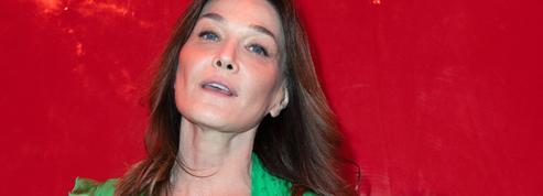 Après le César de Polanski, Carla Bruni soutient Fanny Ardant et «la liberté de pensée»