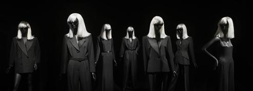 Betty Catroux +Anthony Vaccarello = Yves Saint Laurent
