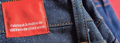Le jean «made in France» séduit les épargnants