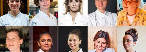 Le prix Figaroscope-Bragard dela cheffe parisienne de l'année