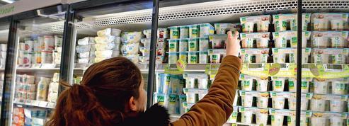 Révolution de palais sur le marché du yaourt