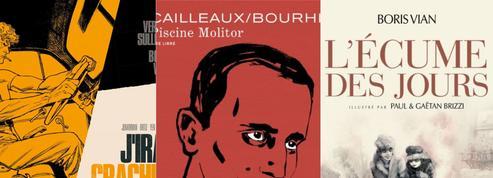 La bande dessinée célèbre le centenaire de Boris Vian en grande pompe