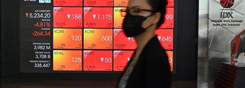 Coronavirus: les marchés ne parviennent pas à se relever du krach