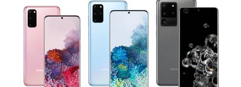Avec les Galaxy S20, Samsung redéfinit le photophone