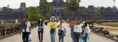 Coronavirus au Cambodge: recherche touristes désespérément