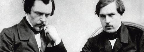 Les frères Goncourt de Jean-Louis Cabanès et Pierre Dufief, infréquentables et indispensables