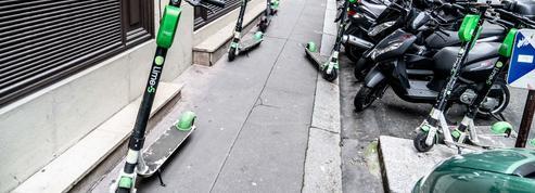 Amendes, fourrière… les villes remettent bon ordre à l'usage des trottinettes
