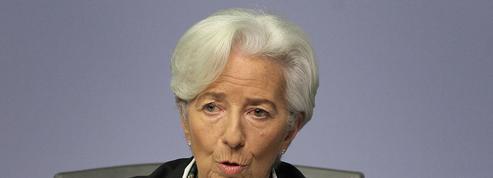 Mais que fait la BCE?