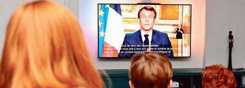 Macron déclare la «guerre» au coronavirus