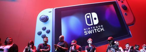 Jeu vidéo: les services en ligne de la console Nintendo Switch sont en panne