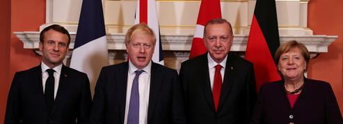 L'Europe fait front face à la Turquie