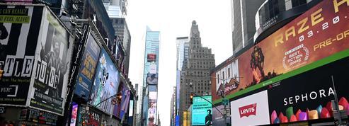 Coronavirus: la vie s'éclipse peu à peu à New York