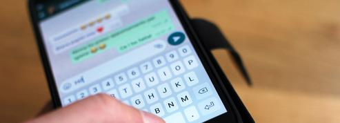 Coronavirus: l'usage de WhatsApp a explosé en Europe