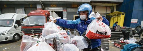 L'e-commerce, rare gagnant de la pandémie de coronavirus en Chine