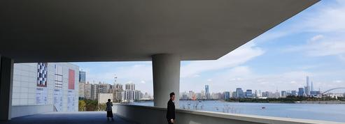 Le Centre Pompidou a rouvert à Shanghai